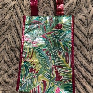 Lilly Pulitzer cooler insulated tote lunch bag